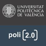 Logo de la iniciativa 2.0 de la UPV
